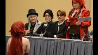Anime Midwest 2015 Chicago Black Butler Panel July 4th