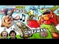 Lets Play SKYLANDERS SUPERCHARGERS Chapter 33,34,35:  I FAWTED! (Giants Are Giant on Monstrous Isle)