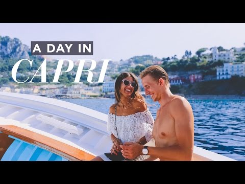 A Day in Capri | Mimi Ikonn Vlog