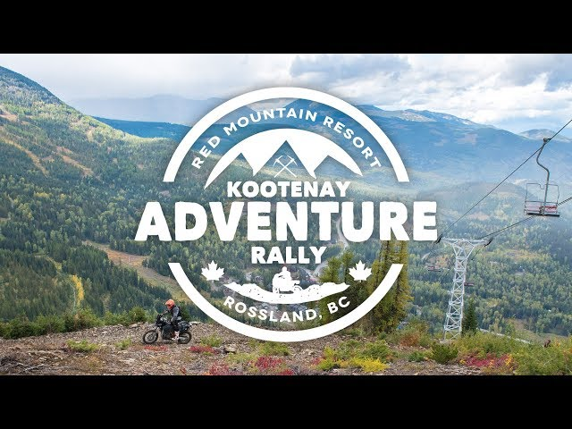 Kootenay Adventure Rally 2018