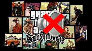 GTA San Andreas Sem Áudio nas Cutscenes - Erro Resolvido
