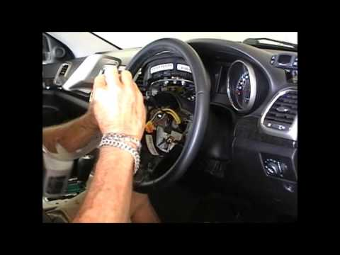 how to change a cruise control switch 2011 grand cherokee