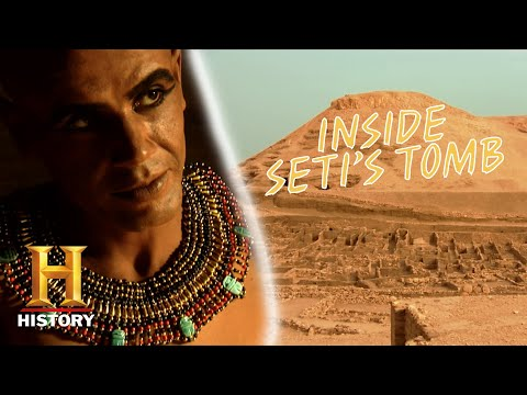 INSIDE THE TOMBS OF EGYPTIAN PHARAOHS | Secrets of Ancient Egypt | History