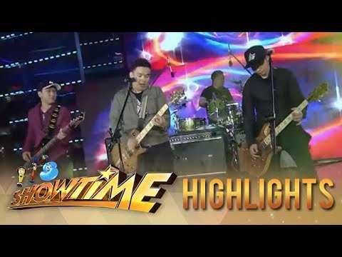 Soapdish rocks out to their latest single | It's Showtime