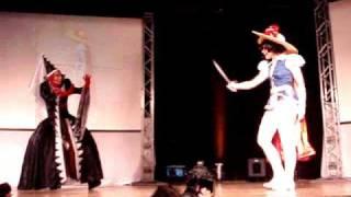 Loucas Aventuras da Sandra Monte - WCS 2008 winners