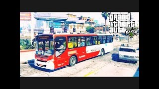 Video GTA V - Vidal Real: Motorista de ônibus #3/ Ônibus de Padre Miguel - Minas Gerais download MP3, 3GP, MP4, WEBM, AVI, FLV Juli 2018