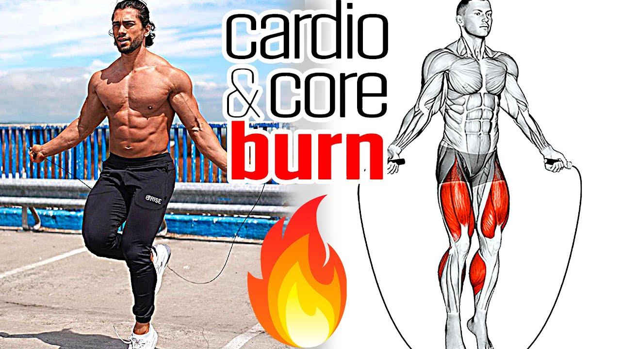 Cardio Workout & HIIT Workout (Burn Fat Calories)