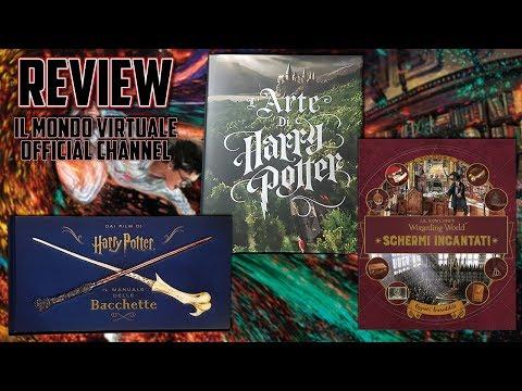 L'arte di Harry Potter e le ultime uscite Panini Comics dal mondo della Rowling