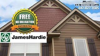 Siding Contractor Chicago - James Hardie Fiber Cement Siding