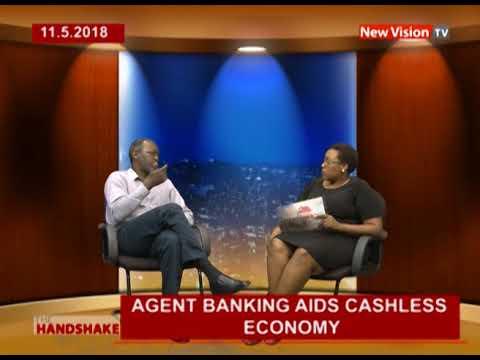 Agent banking aids cashless economy