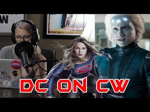 Jesse Rath debuts as DC Comics hero Brainiac 5 and  aren't happy