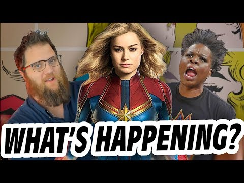 Why People Hate Captain Marvel - What's Really Happening With Brie Larson