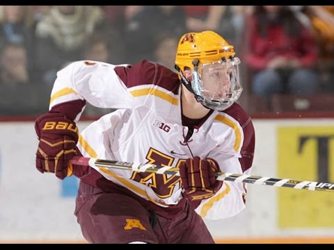 Mike Reilly: 2014-15 Gopher Hockey Highlights