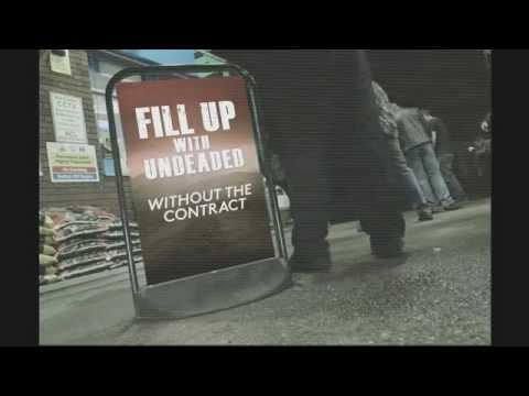 The Walking Dead WCRS outdoor advert