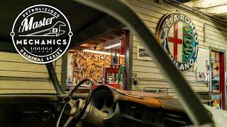 Conrad Stevenson Restorations: An Alfista In America