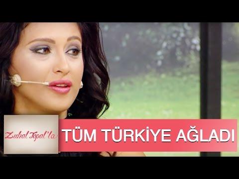 Zuhal Topal'la  15. Bölüm (HD) | Nuray Hanım Anlattı, Tüm Türkiye Ağladı...