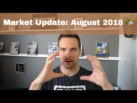 Calgary Real Estate Market: August 2018