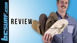 Rainbow Sandals Review - BCSurf.com