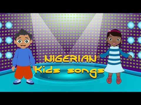 Nigerian kids songs - Yoruba Nursery Rhymes