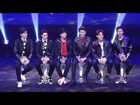 6moons fan meeting | Hangzhou | ก็อต บาส เต้ ตี๋ คิม คอป @ China (20170924)