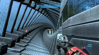 Halo Reach Puzzle Map Cubeskew 2: Skewed Harder Solution Part 2