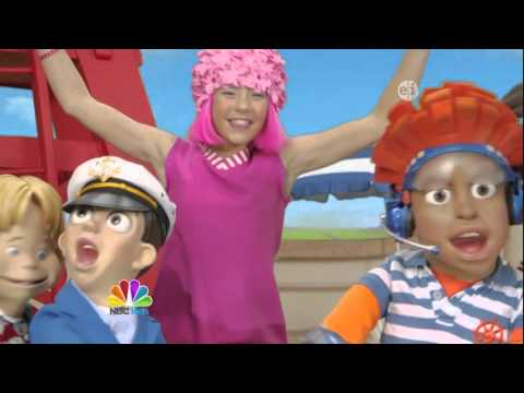 LazyTown S03E09 The First Day of Summer 1080i HDTV 25 Mbps