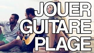 🎸 QUOI JOUER SUR LA PLAGE AVEC VOTRE GUITARE ft. Galagomusic, Guitare-Facile, Hguitare et PowerCorde