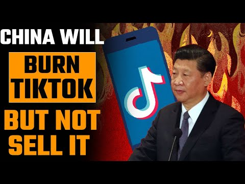 China cannot afford to let the world know about the dirty secrets of TikTok