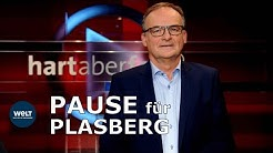 HART ABER FAIR: Moderator Frank Plasberg fällt wegen Krankheit aus