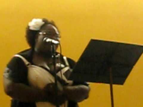 05-19-09 - Quincy Scott Jones and Tamara Oakman