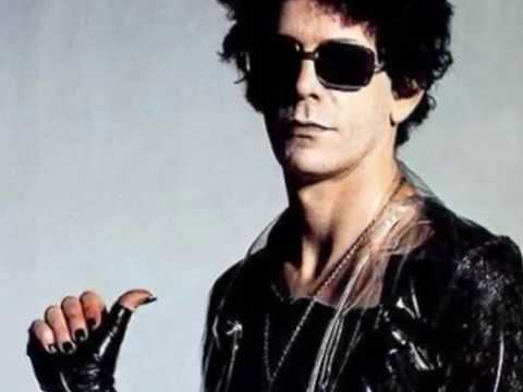 Lou Reed - Walk On The Wild Side (Lyrics in Description)