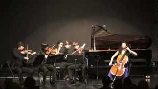 Antonín Dvořák: Klavierquintett Nr. 2 in A-Dur, op. 81 | 1. Satz: Allegro ma non tanto