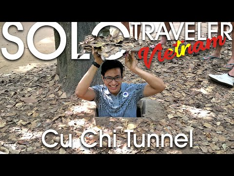solo-traveler-day-to-cu-chi-tunnel,-ho-chi-minh-city,-vietnam