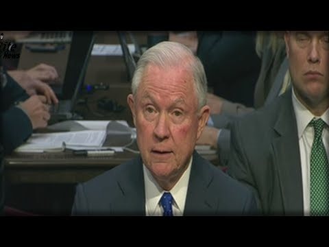JEFF SESSIONS JUST DROPPED A BOMB AT A SENATE HEARING. IS COMEY GOING TO JAIL?