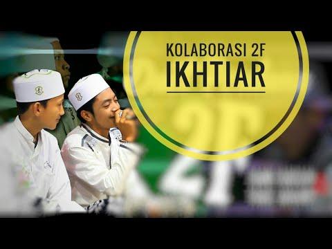 Keren Kolaborasi 2F ( Fany Fauzan - Faiz Adamy ) Ikhtiar - Spesial Tahun Baru 2019 M. Attaufiq- HD