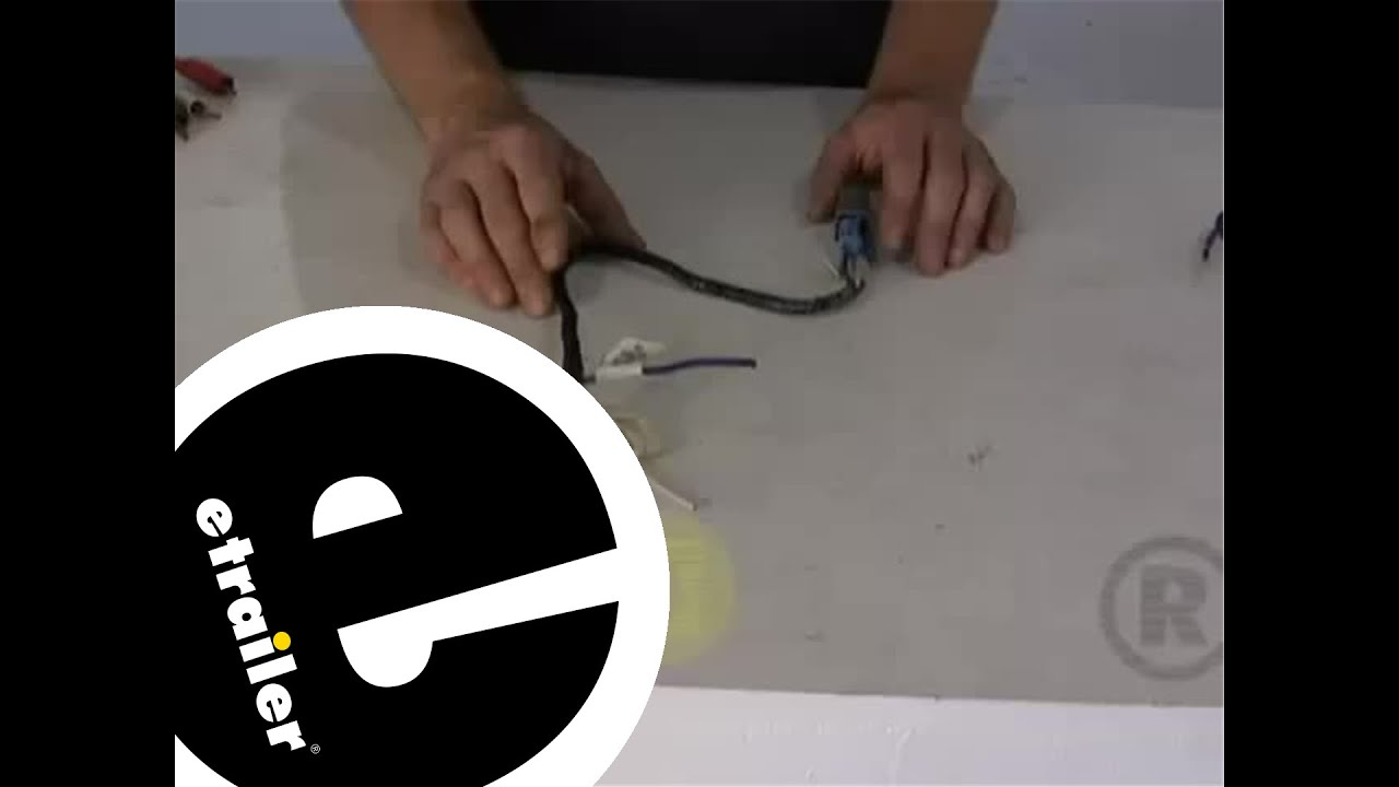Trailer Brake Controller Wiring Colors  etrailer