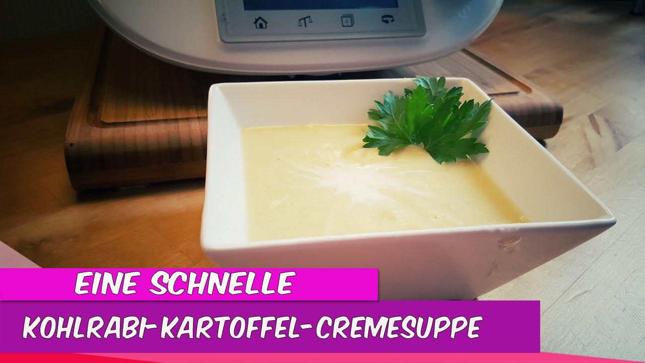 Kohlrabi thermomix suppe