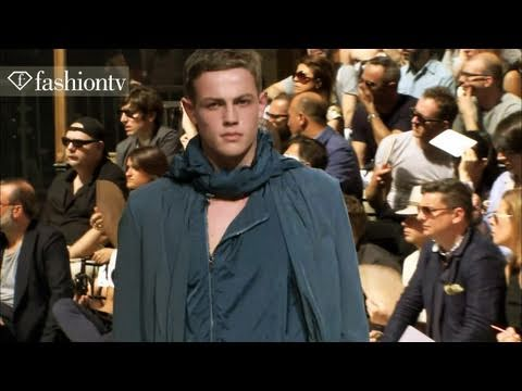 Lanvin by Alber Elbaz – Runway Show @ Paris Men's Fashion Week Spring 2012 | FashionTV – FTV.com