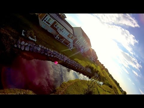4 Flights - Racing Drone Solar Eclipsed By Rollin' Fallin' Divin and Failsafe