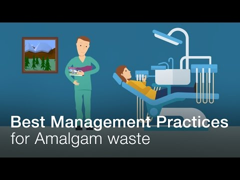 Best Management Practices for Amalgam Waste