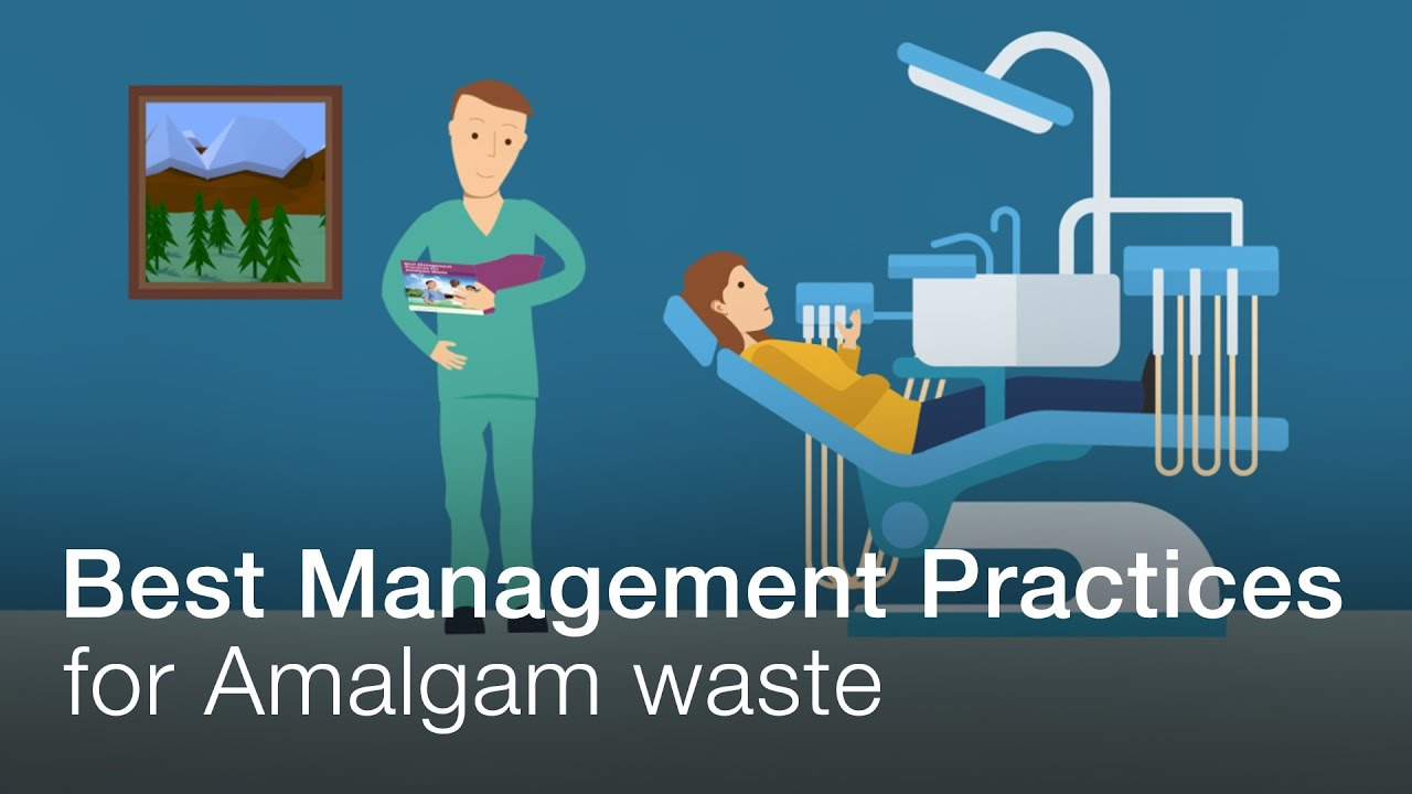 Best Management Practices For Amalgam Waste Youtube