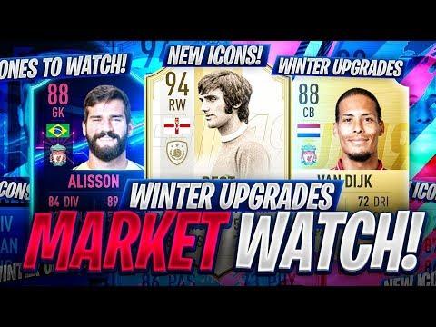 GREAT REWARDS & INSANE MARKET WATCH! SO MUCH PROFIT! FIFA 19 Ultimate Team thumbnail