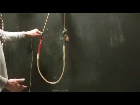 Remembering how to set a ring to ring friction saver