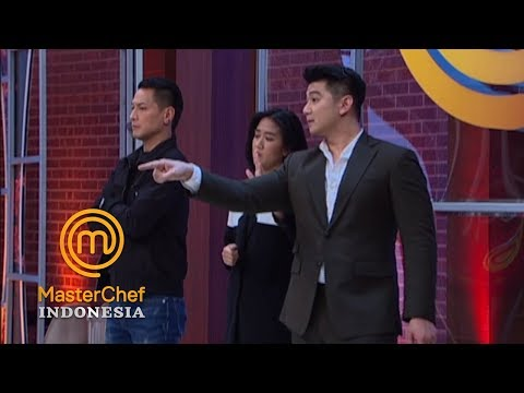 MASTERCHEF INDONESIA - Chef Arnold Marah Besar Pada Hans | Gallery 1 | 16 Maret 2019