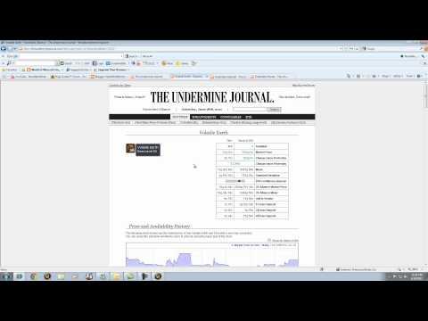 Undermine Journal