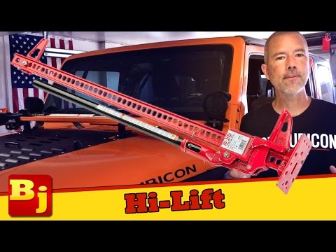 HiLift Jack Intro And Review