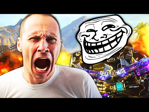 TROLLING CALL OF DUTYS BIGGEST BULLY! (Call of Duty Trolling)