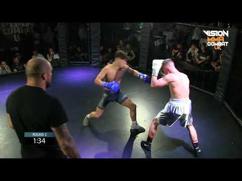Kai Holmes Vs Jake Osgood | Vision MMA Combat UK 4