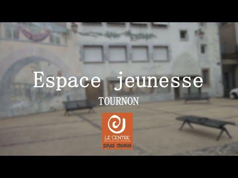 Inauguration espace jeunesse Tournon