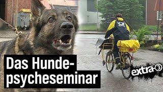 Realer Irrsinn: Hundepsyche-Seminar (2001)